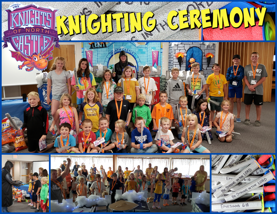 VBS 2021 Knights of the North Castle - Day 5