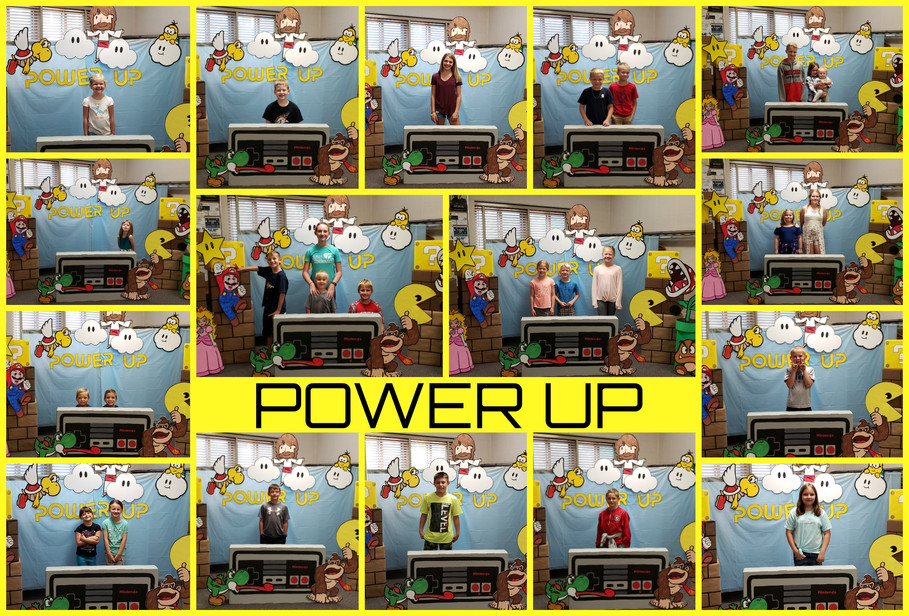 VBS: Power Up & Raise Your Game
