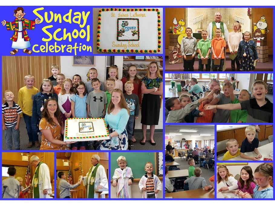 Sunday School 2019 Celebration