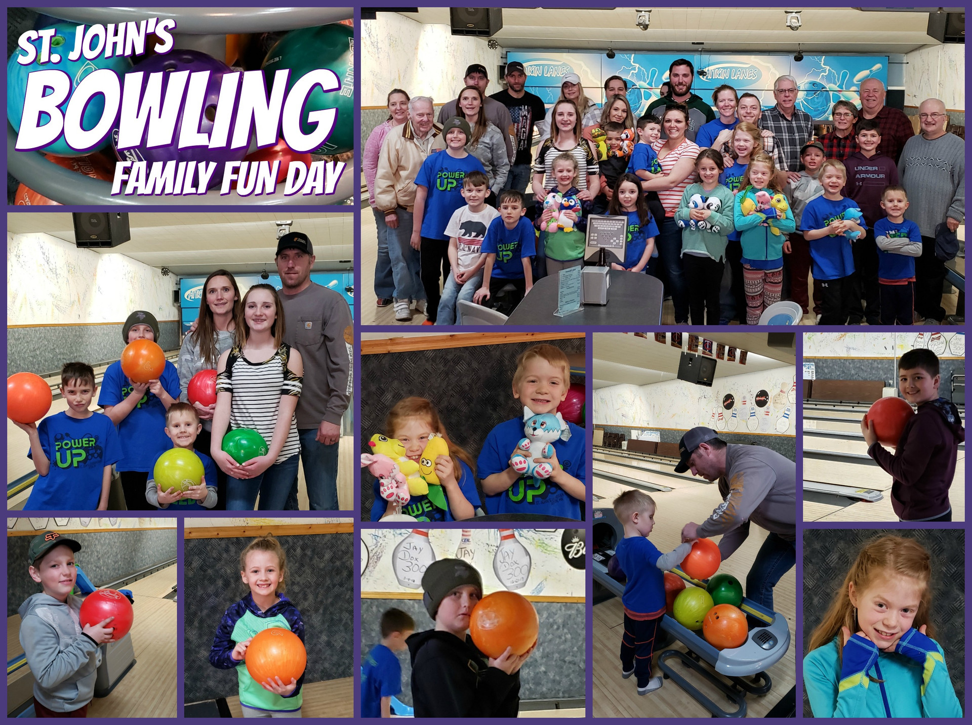 Family Fun Day - Bowling