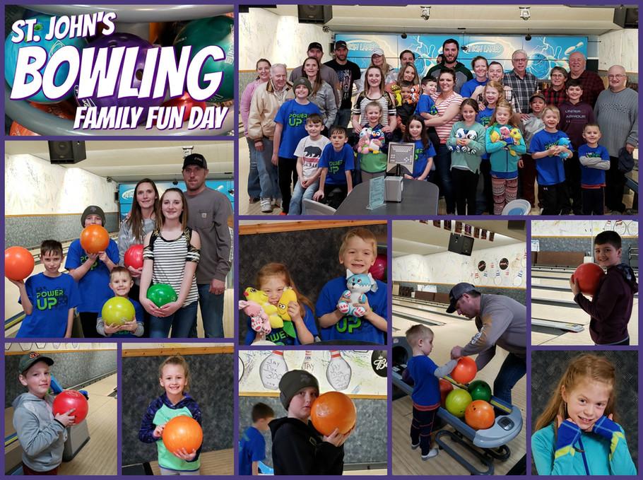 Family Fun Day - Bowling