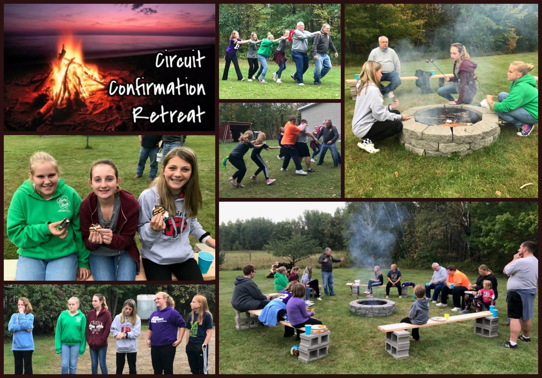Confirmation Retreat