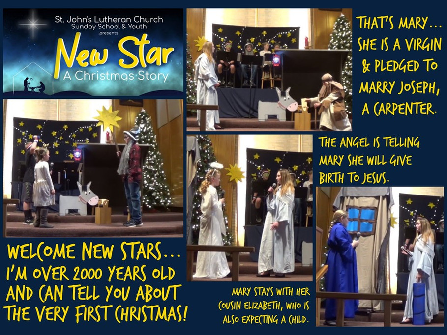 New Star - A Christmas Story