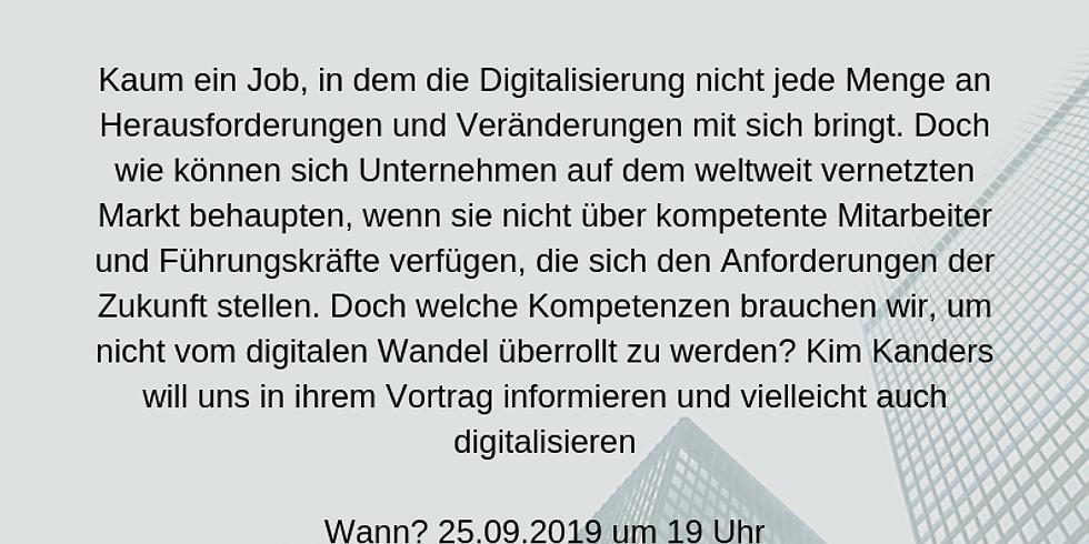 """Young BPW GetInspired ,,Digitalisierung heißt Veränderung"""""""