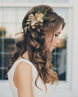 15 Beautiful Bridal Hairstyles from Pint