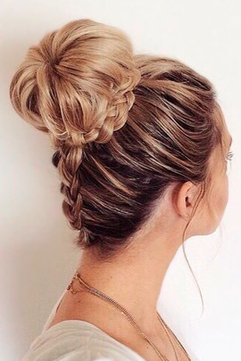 42 Braided Prom Hair Updos To Finish You