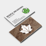MM Business Cards