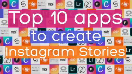 Take your IG Stories to the next level!