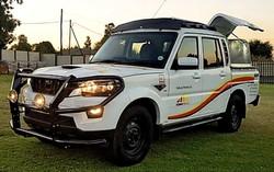 New Mahindra Pick Up HALO