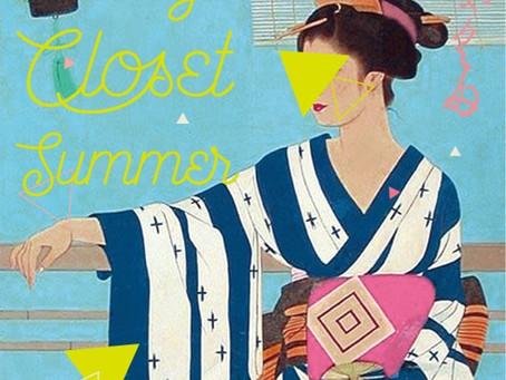 Kimono in my Closet Summer '19