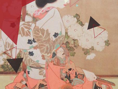 Kimono in my Closet Winter '18