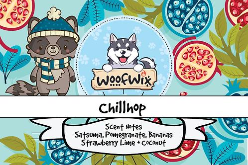Chill Hop - Satsuma + Pomegrante