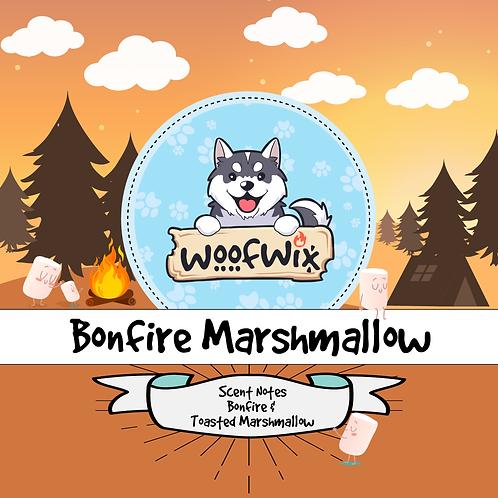 Bonfire Marshmallow- Bonfire + Breezes + Toasted Marshmallows