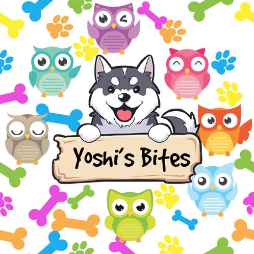 Yoshi's Bites - Pistachio + Macaroons + Brown Sugar + Sugar Cookies + Bread