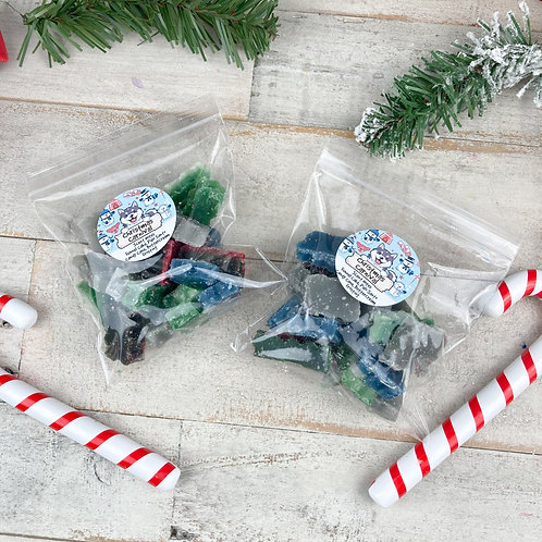 Christmas Carnival- Palo Santo + Funnel Cake + Candy Cane + Buttercream Frosting