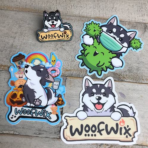 Woofwix Swag