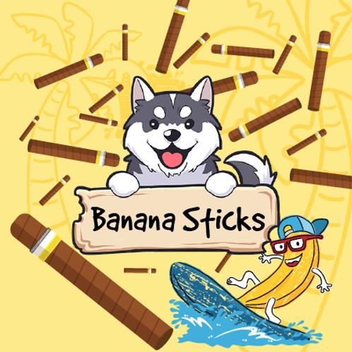 Banana Sticks