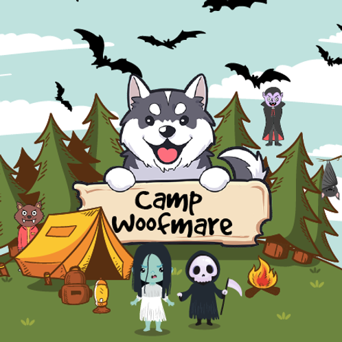Camp Woofmare - Count Choc Cereal + Sugar Milk + Pie Crust