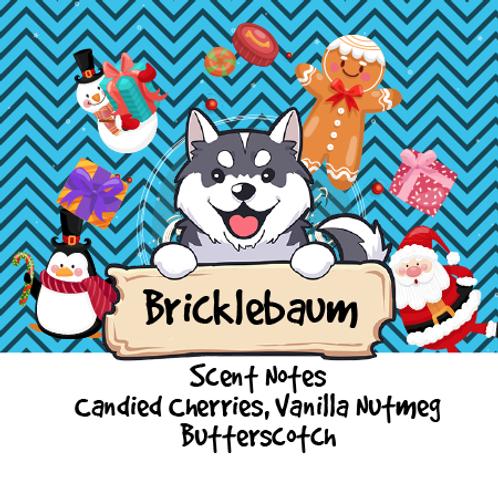 Bricklebaum - Candied Cherries + Warm Vanilla Nutmeg + Butterscotch