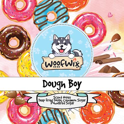 Dough Boy- Deep Fried Dough + Cinnamon Sugar + Powdered Sugar