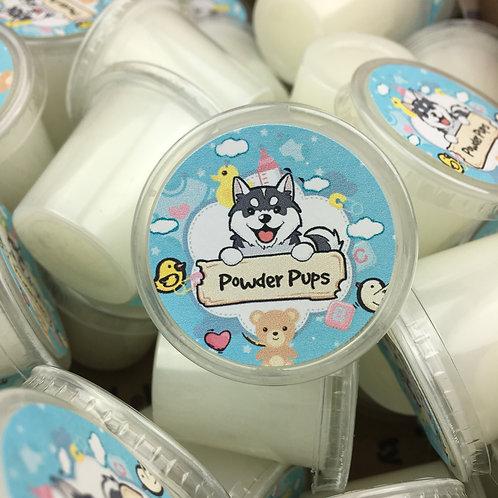 Powder Pups - Baby Powder