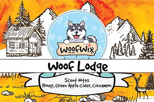 Woof Lodge - Apple + Cider + Honey + Cinnamon + Spice + Maple