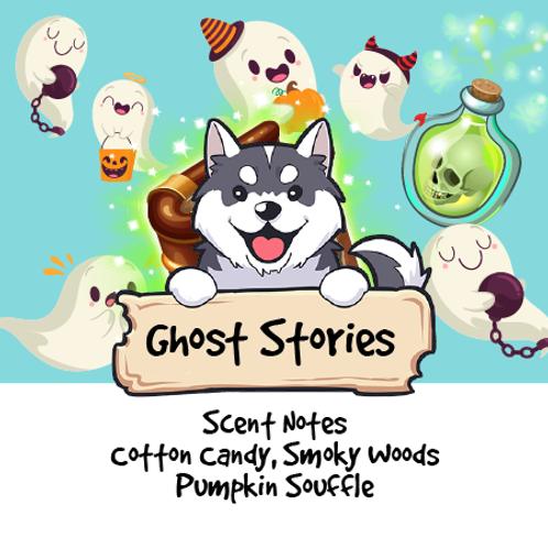 Ghost Stories - Cotton Candy + Smoky Woods + Pumpkin Soufflé
