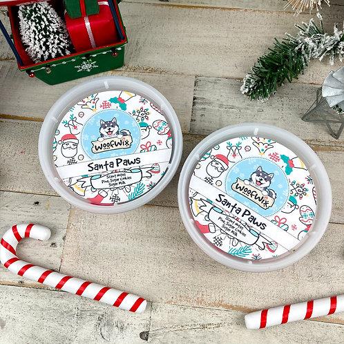 Santa Paws - Pine + Sugar Milk + Sugar Cookies