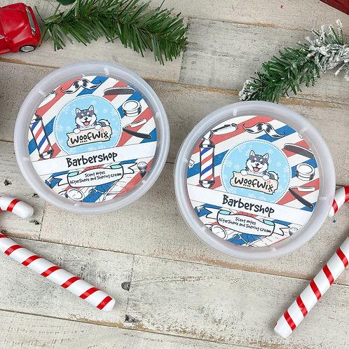Barbershop - Aftershave + Shaving Cream (3.5oz crumble)