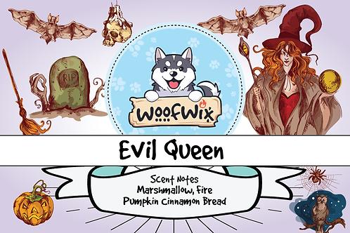 Evil Queen - Marshmallow, Fire, Pumpkin Cinnamon Bread