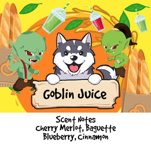 Goblin Juice - Cherry Merlot + Baguette + Blueberry + Cinnamon