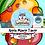 Thumbnail: Apple Mango Tango - Fresh Sliced Apples & Mango + Floral Laundry