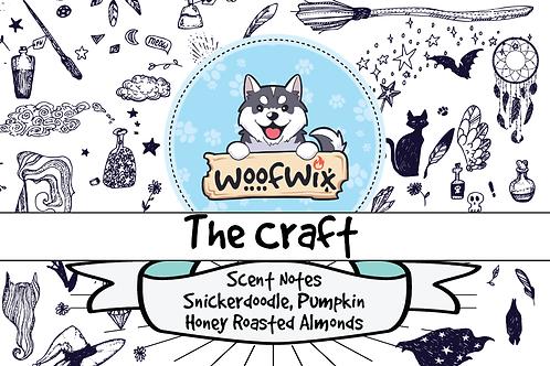 The Craft- Snickerdoodle + Pumpkin + Honey Roasted Almonds