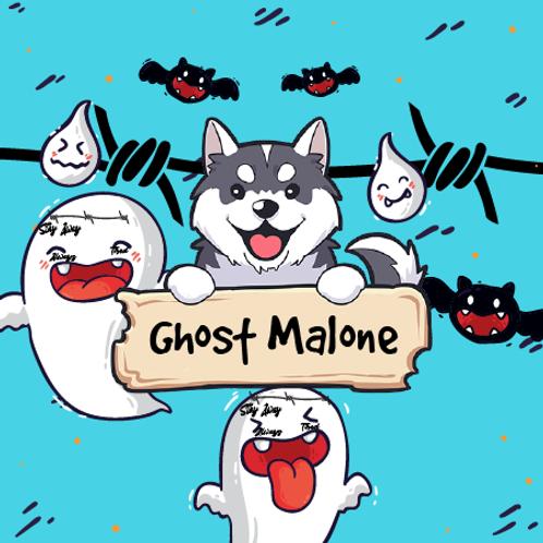 Ghost Malone - Blackberry Merlot + Sandalwood + Tobacco Leaf + Whisky + Amber