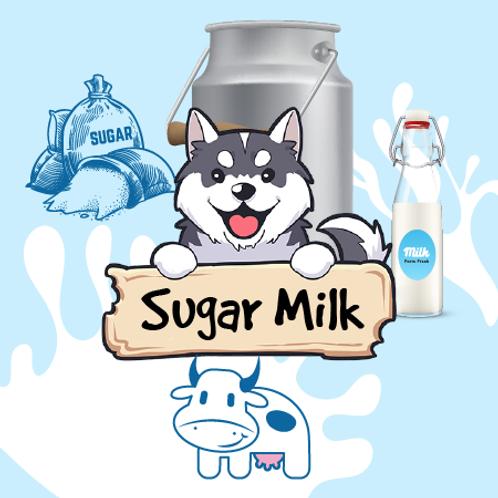 Sugar Milk - Sweet Milk