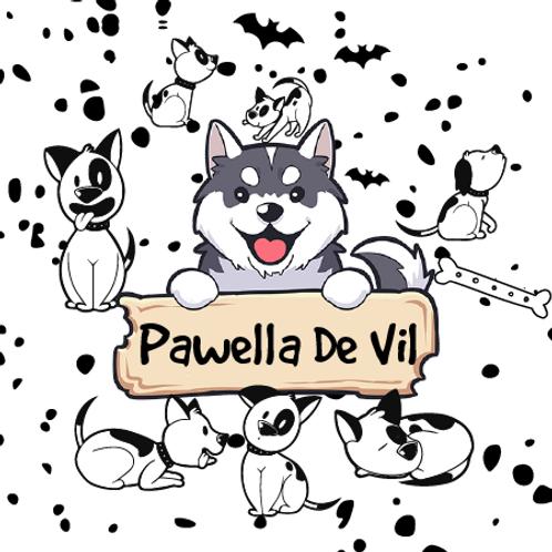 Pawella de Vil-(Clams) Toasted Coconut + Hazelnut + Caramel