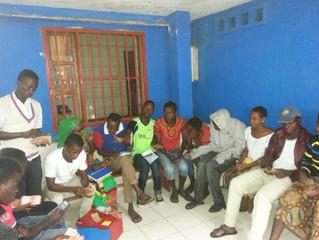 Fin du Cycle d'épargne et de crédit pour le projet VSLA Dufatanemunda