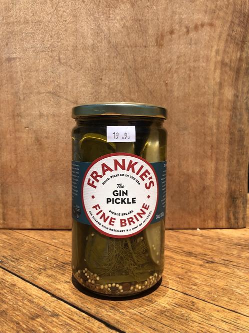 Frankies Gin Pickle