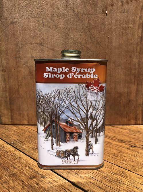 Canadian Maple Syrup 500ml