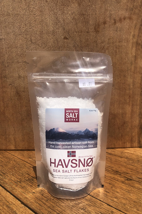 HAVSNØ Sea Salt Flakes 175g