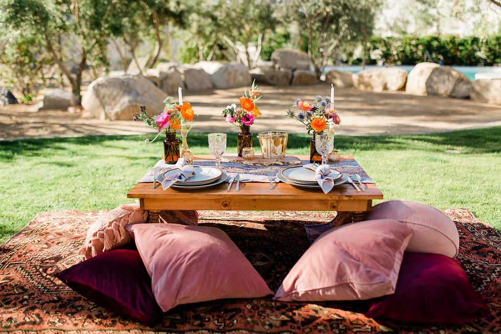 San Diego picnic