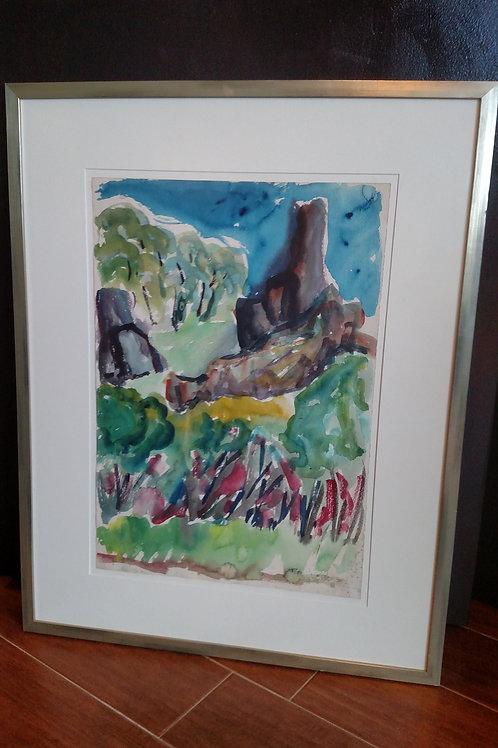 Beautiful Richard Van Wingerden Painting