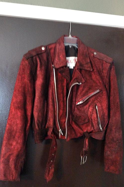 LA ROXX Vintage Women's Jacket Size L