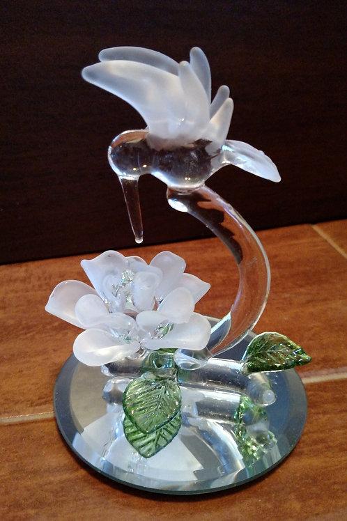 Beautiful Glass Hummingbird