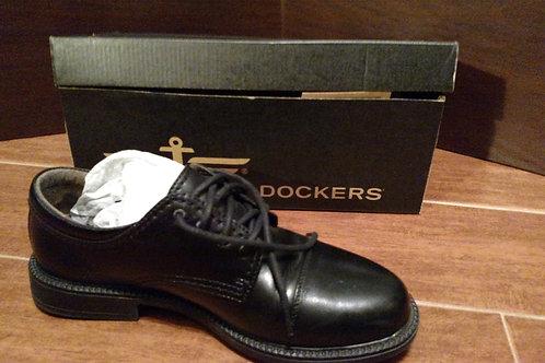 New Black Men's Dockers Size 8