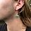 Thumbnail: Aventurine Heart Earrings