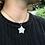 Thumbnail: Rose Quartz Star Pendant