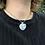 Thumbnail: Clear Quartz Heart Pendant