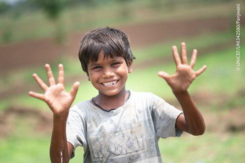 UNICEF Hilfe für die, die sie benötigen