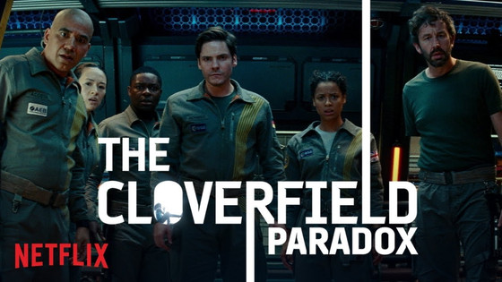"Quick Thoughts on Netflix's ""The Cloverfield Paradox"" (2018)"
